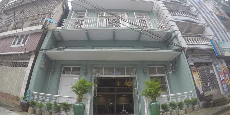 Once in Yangon Hostel